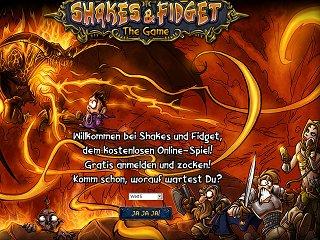 Shakes und Fidget