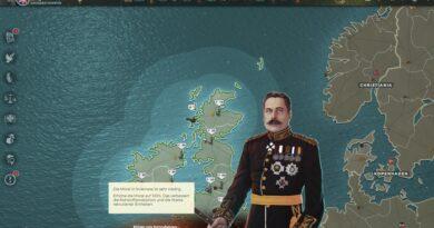 Kriegsstrategiespiel Supremacy1914