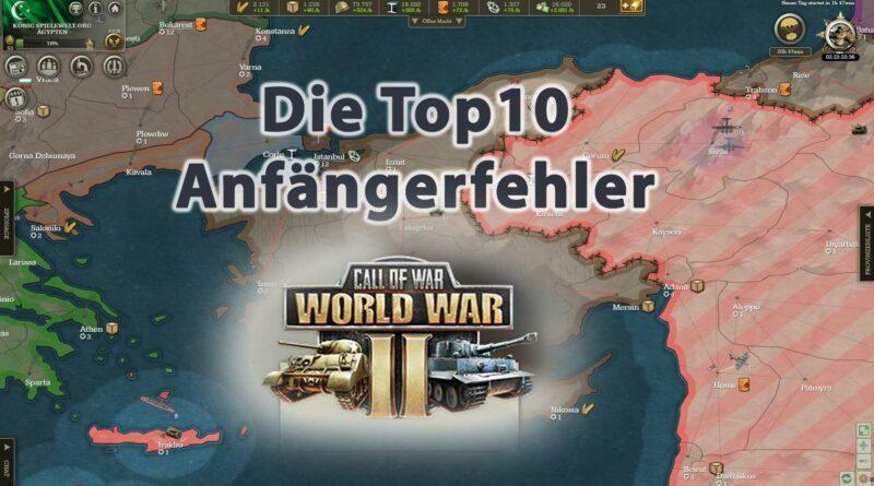 Call of War - Tipps für Anfänger