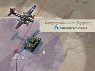 Taktische Bomber - Patrouille statt Angriff