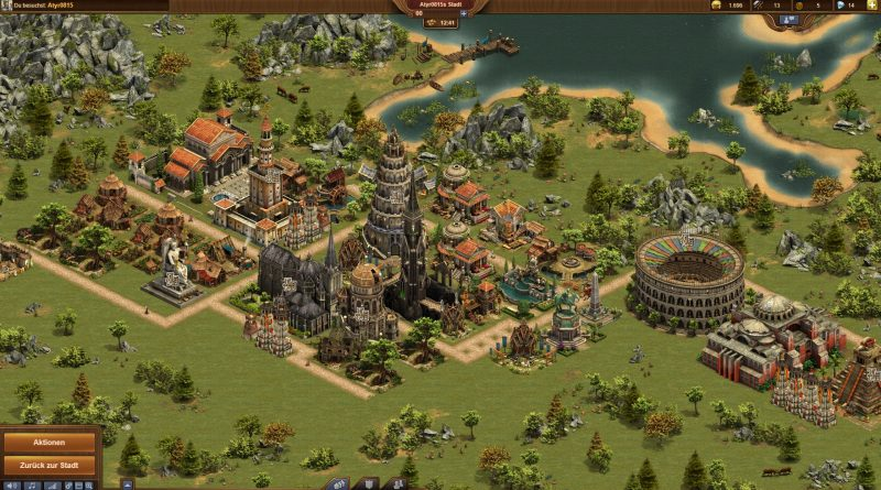 Forge Of Empires Diamanten Farmen