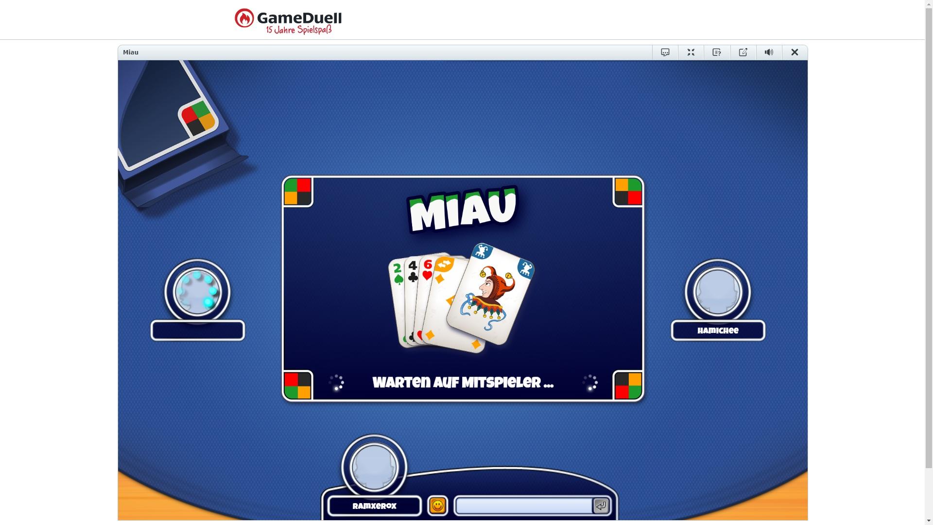 Gameduell App